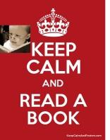 Read a Book (©keepcalmandposters.com)