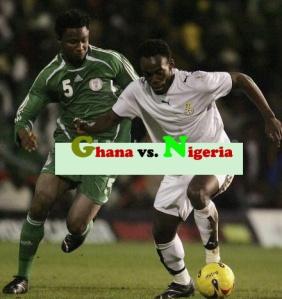ghana vs bigeria